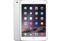 Apple iPad mini 3 with Retina display Wi-Fi + LTE 128GB Silver